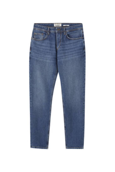 Tapered-Jeans im Comfort-Fit