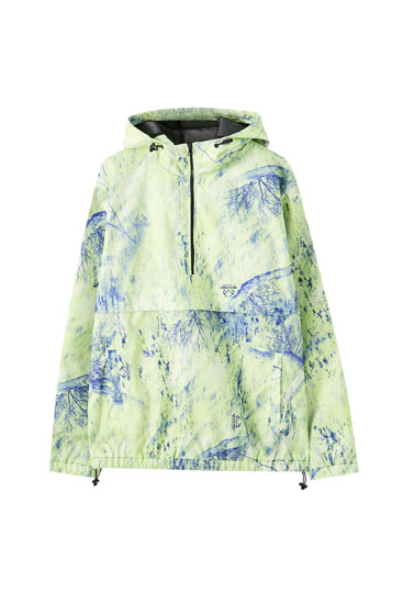 Real Tree anorak jacket