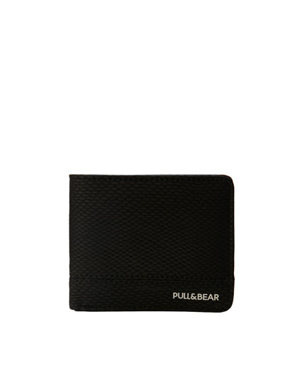 Πορτοφόλι με τύπωμα snake