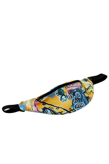 Basquiat belt bag
