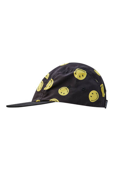 Casquette Smiley