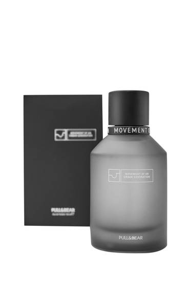 Eau de toilette P&B Movement of an Urban generation