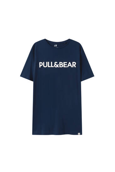 Camiseta básica cores logo