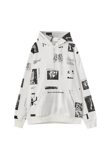 Tate Art Collection Piet Mondrian sweatshirt