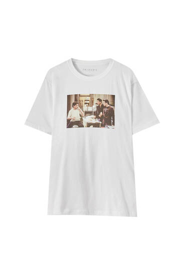 Friends illustration T-shirt