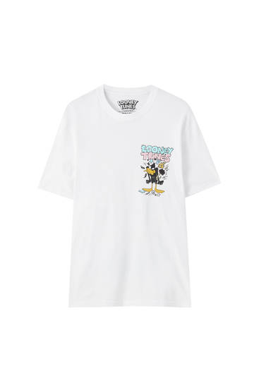 T-shirt Looney Tunes Daffy Duck