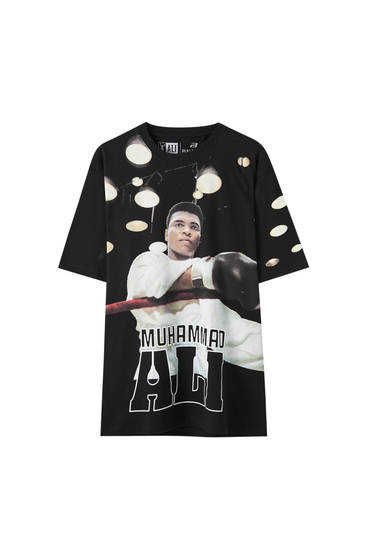 Muhammad Ali photo T-shirt