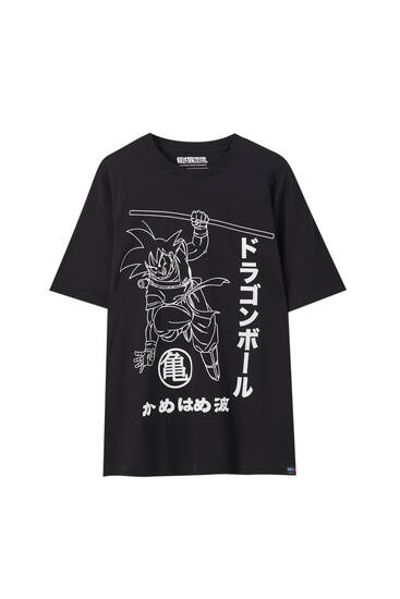 Svart t-shirt Dragon Ball