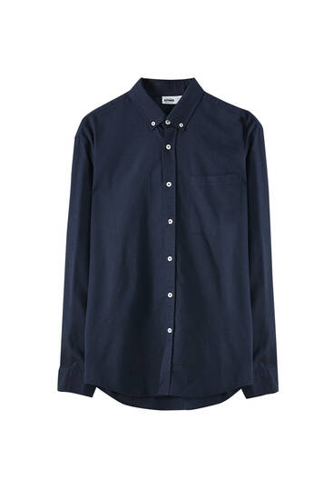 Basic relaxed fit shirt