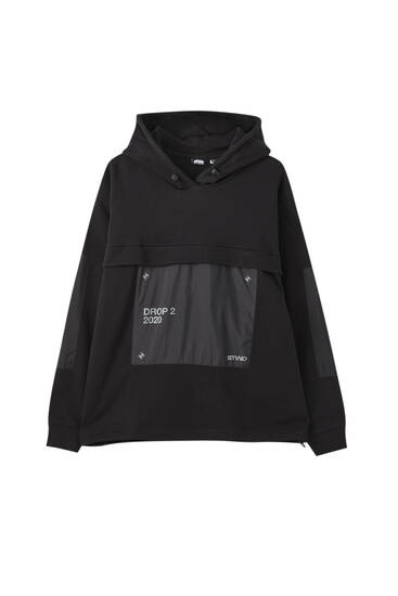 Sweat noir premium