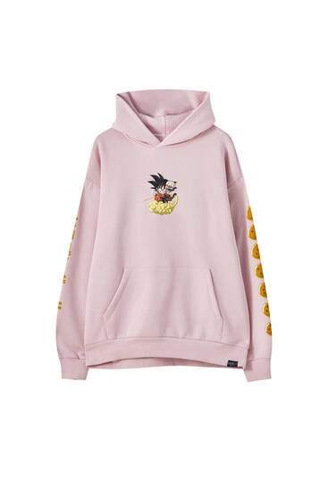Sweat Dragon Ball rose