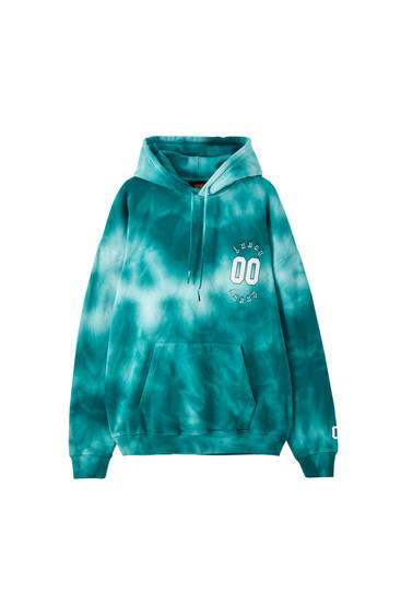 Sweat Sicko19 Sickonineteen by Lunay tie-dye