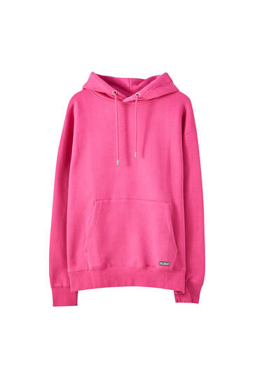 Basic-Sweatshirt im Comfort-Fit