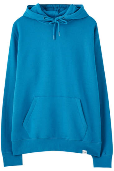 Basic hoodie in a range of colours