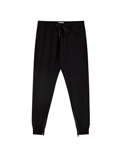 Pantalón jogger básico otomán