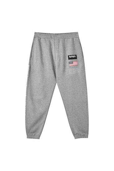 NASA jogging trousers