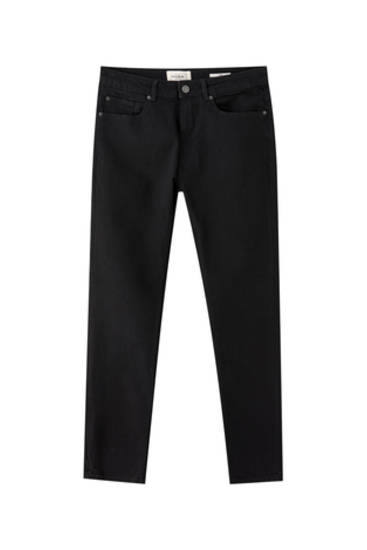 Basic slim comfort fit jeans