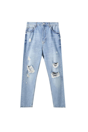 Mavi relaxed fit jean