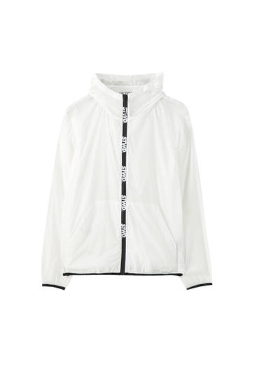 Blouson glow in the dark