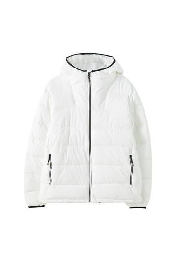 Let, vatteret jakke