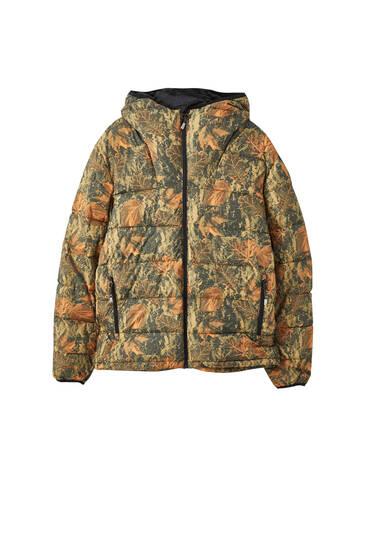 Viegla stepēta jaka