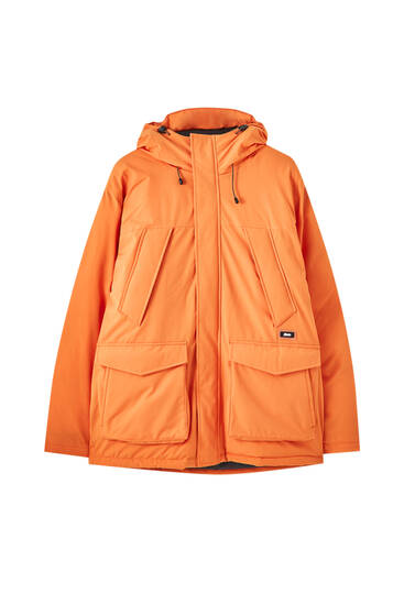 Parka 3M water repellent