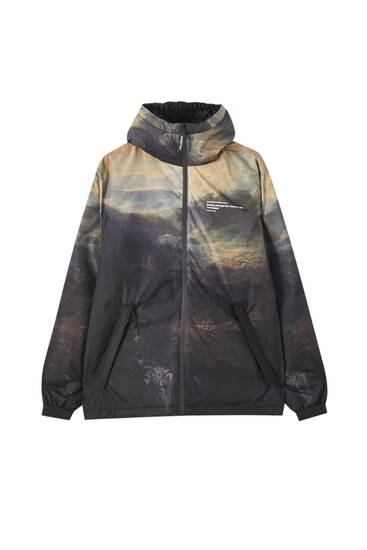 J.M.W. Turner jacket
