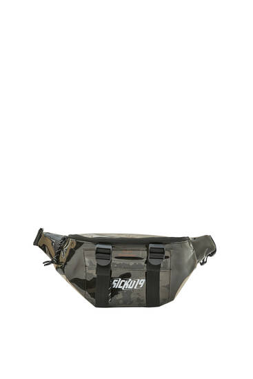 Black Sicko19 Sickonineteen belt bag