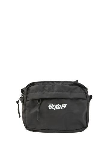 Черный рюкзак Sicko19 Sickonineteen