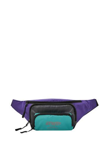 Цветная поясная сумка STWD