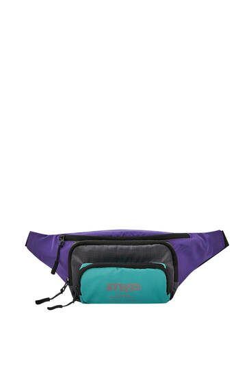 STWD colourful belt bag