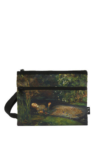 Sir John Everett Millais crossbody bag