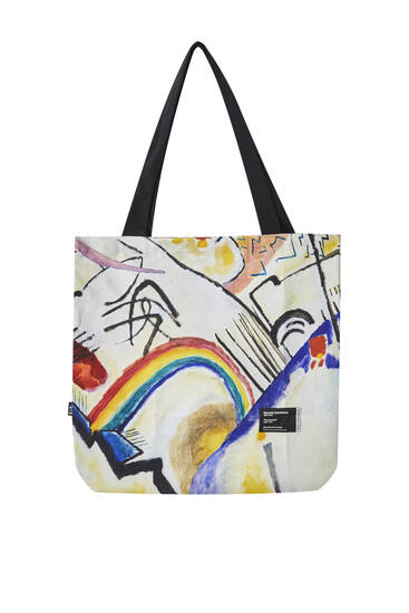 "Wassily Kandinsky ""Cossacks"" tote bag"