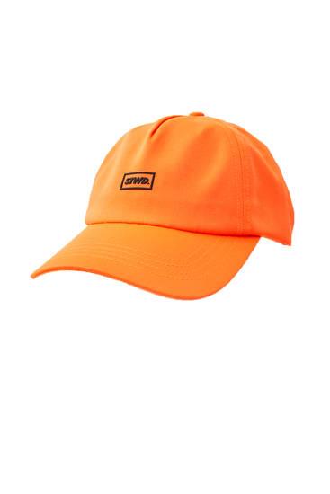 Gorra flúor laranxa STWD