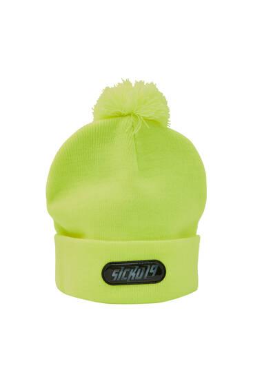 Sicko19 Sickonineteen neon cap