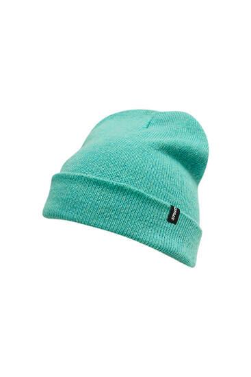 Úpletová čepice