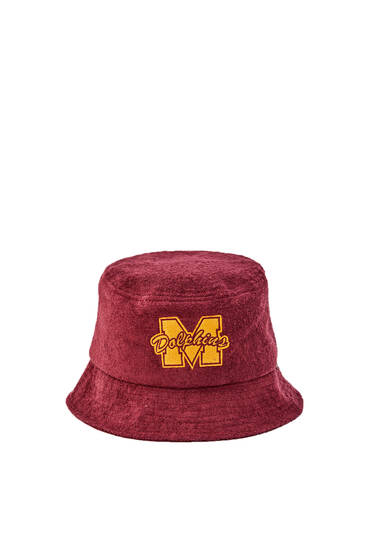 Sex Education x Pull&Bear bucket hat