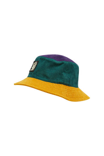 Looney Tunes x Evan Rossell bucket hat