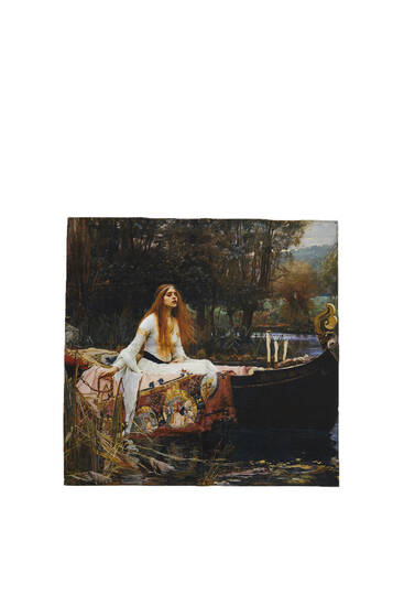 John William Waterhouse scarf