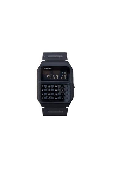 Black Casio CA-53WF-1BEF vintage watch