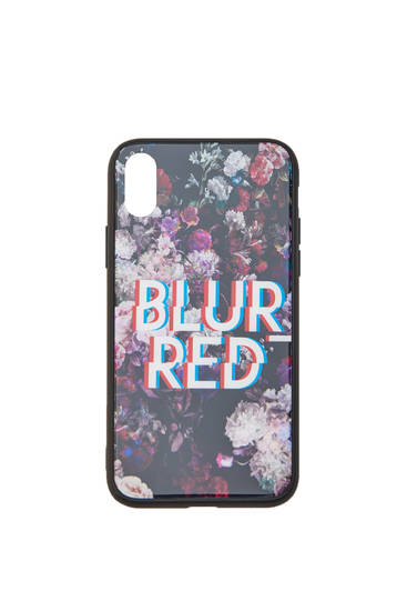 'Blurred' smartphone case
