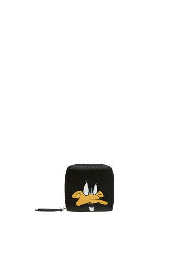 Porte-monnaie porte-cartes Looney Tunes