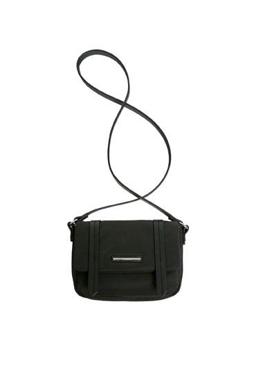 Mini-sac à bandoulière matelassé