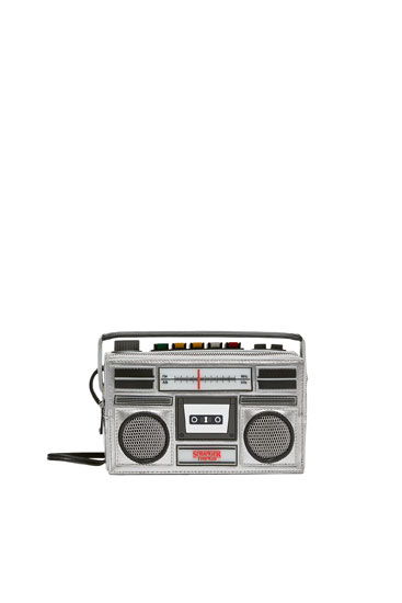 Bandolera radio Stranger Things