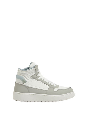 Sicko19 Sickonineteen high-top trainers
