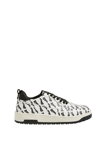 STWD print trainers