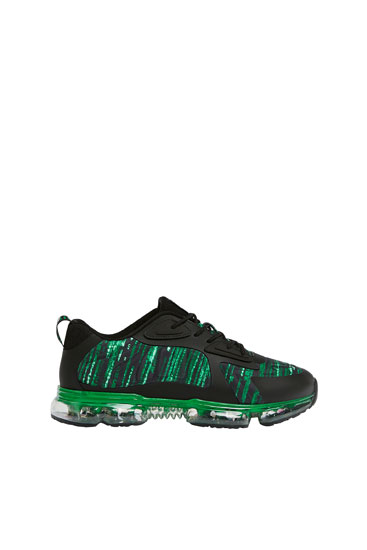 The Matrix sneakers