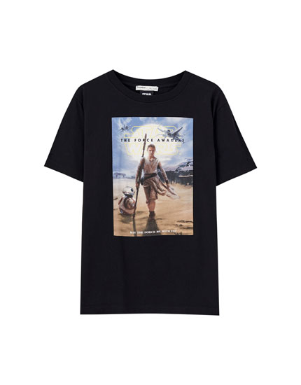 Camiseta STAR WARS 'Force Awakens'
