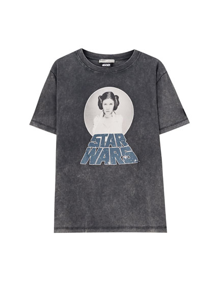T-shirt STAR WARS Leia