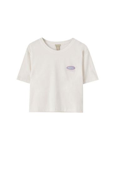 Camiseta blanca PBTC